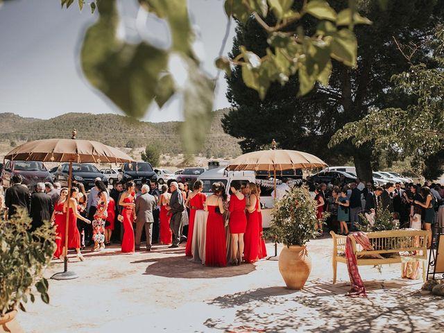 La boda de Óscar y Almudena en Madara, Alicante 69