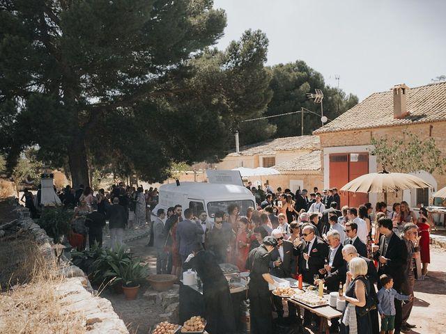 La boda de Óscar y Almudena en Madara, Alicante 70