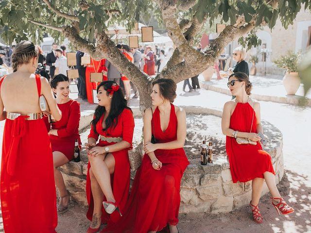 La boda de Óscar y Almudena en Madara, Alicante 71