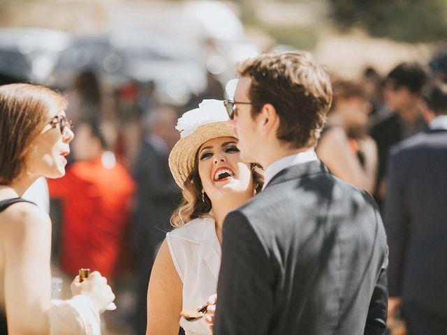La boda de Óscar y Almudena en Madara, Alicante 72