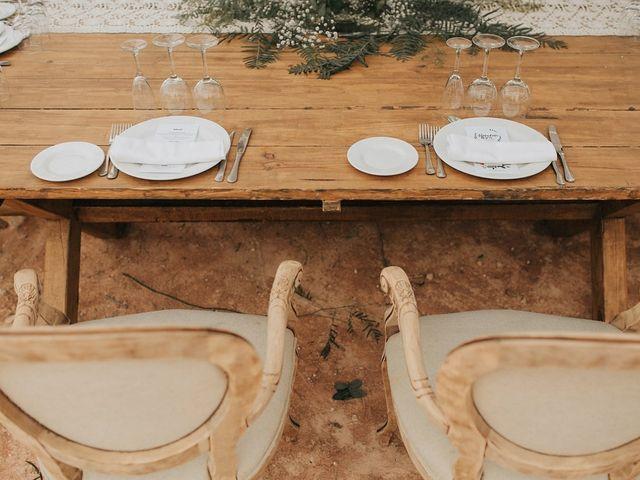 La boda de Óscar y Almudena en Madara, Alicante 74