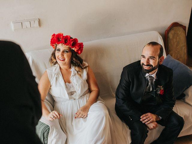 La boda de Óscar y Almudena en Madara, Alicante 76