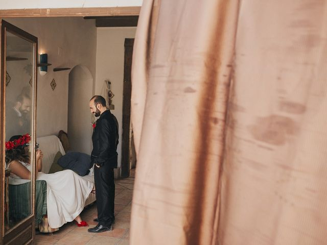 La boda de Óscar y Almudena en Madara, Alicante 77