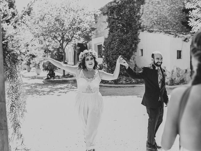 La boda de Óscar y Almudena en Madara, Alicante 80