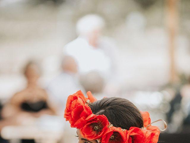 La boda de Óscar y Almudena en Madara, Alicante 81
