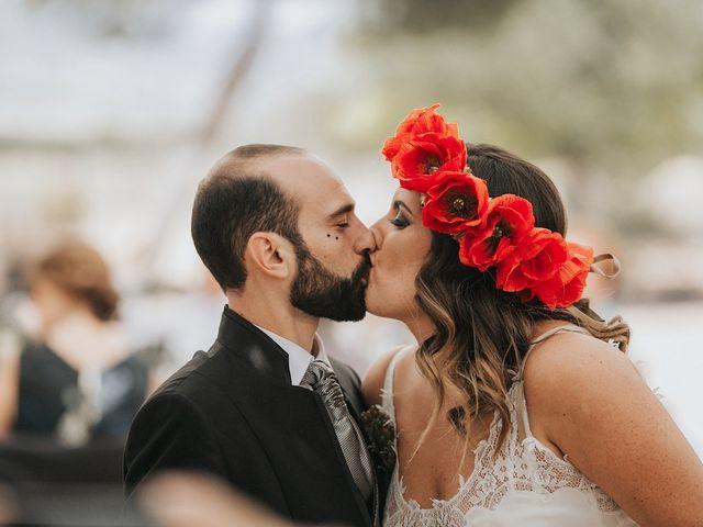 La boda de Óscar y Almudena en Madara, Alicante 83