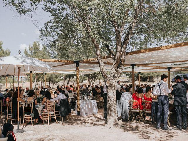 La boda de Óscar y Almudena en Madara, Alicante 84