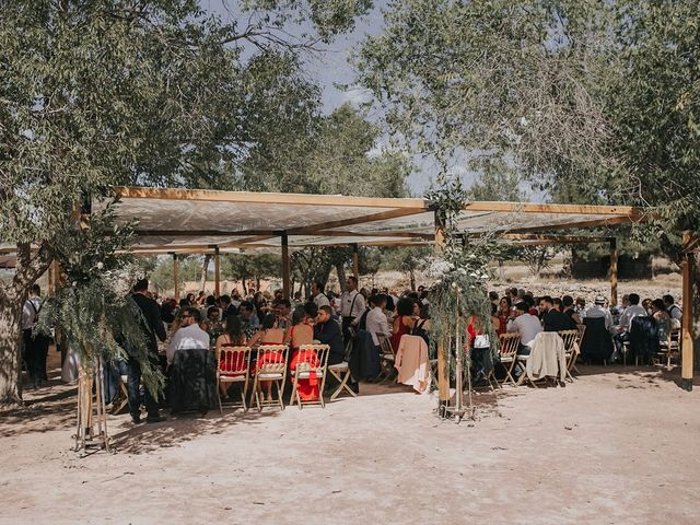 La boda de Óscar y Almudena en Madara, Alicante 85