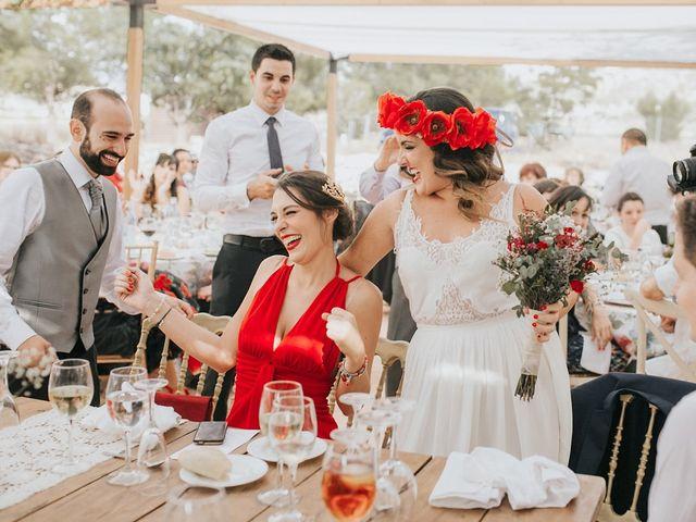 La boda de Óscar y Almudena en Madara, Alicante 86