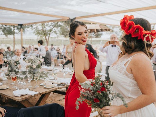 La boda de Óscar y Almudena en Madara, Alicante 87