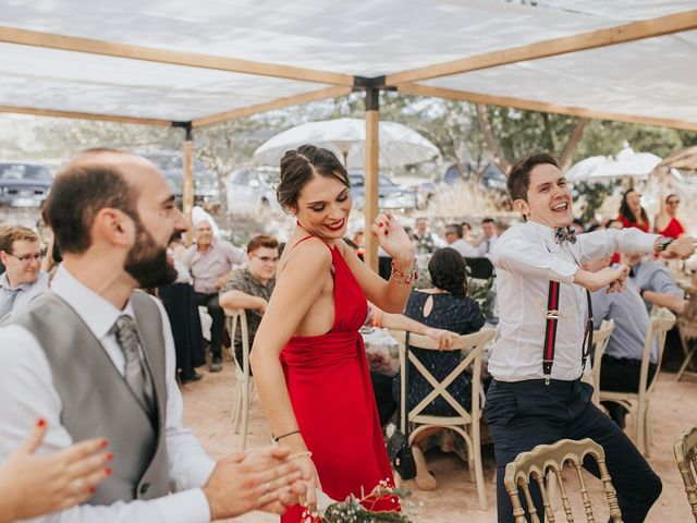 La boda de Óscar y Almudena en Madara, Alicante 90