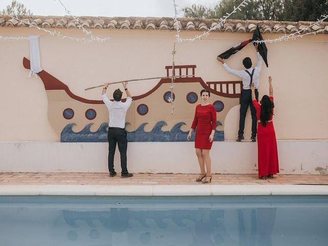 La boda de Óscar y Almudena en Madara, Alicante 97