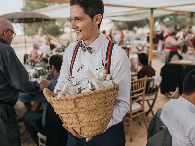 La boda de Óscar y Almudena en Madara, Alicante 98
