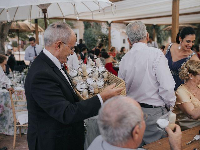 La boda de Óscar y Almudena en Madara, Alicante 99
