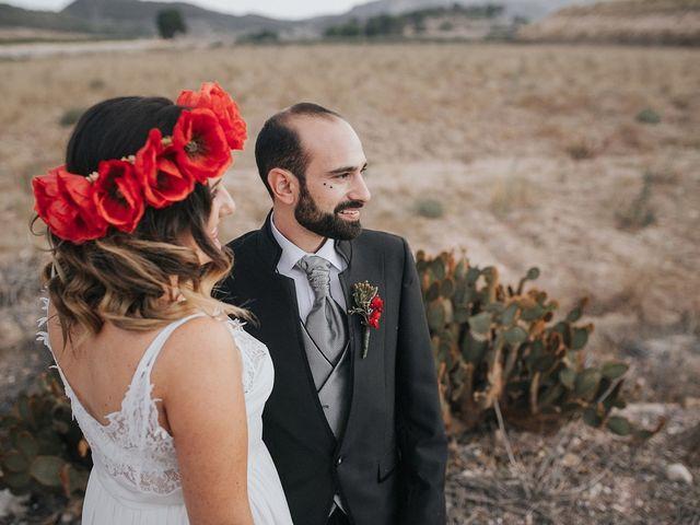 La boda de Óscar y Almudena en Madara, Alicante 104