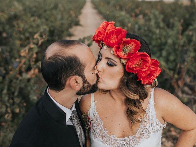 La boda de Óscar y Almudena en Madara, Alicante 107