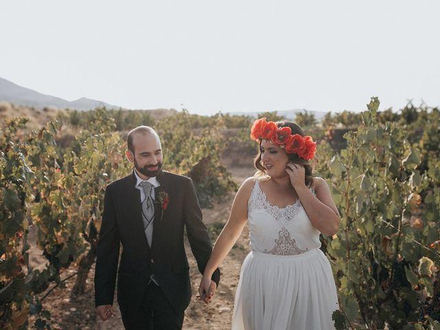 La boda de Óscar y Almudena en Madara, Alicante 108