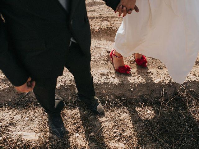 La boda de Óscar y Almudena en Madara, Alicante 109