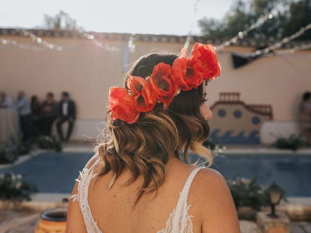 La boda de Óscar y Almudena en Madara, Alicante 111