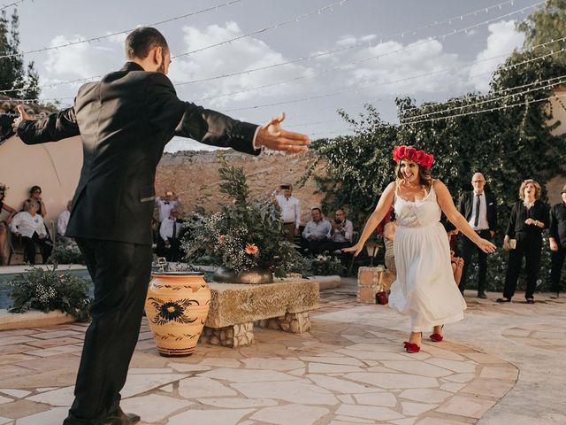 La boda de Óscar y Almudena en Madara, Alicante 113