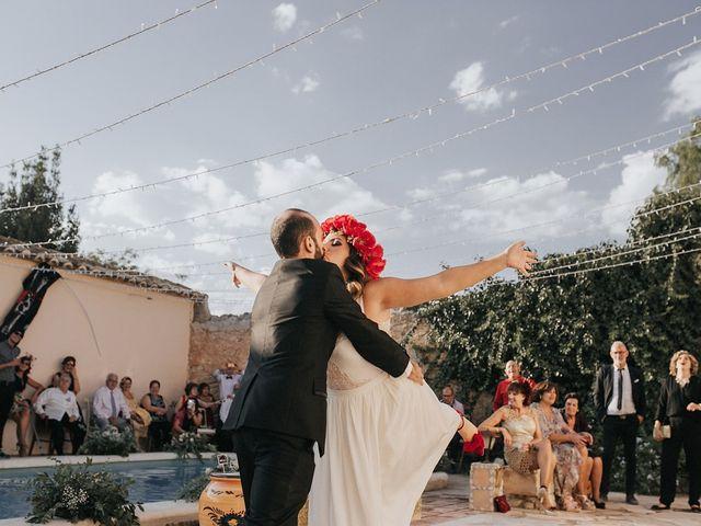 La boda de Óscar y Almudena en Madara, Alicante 114