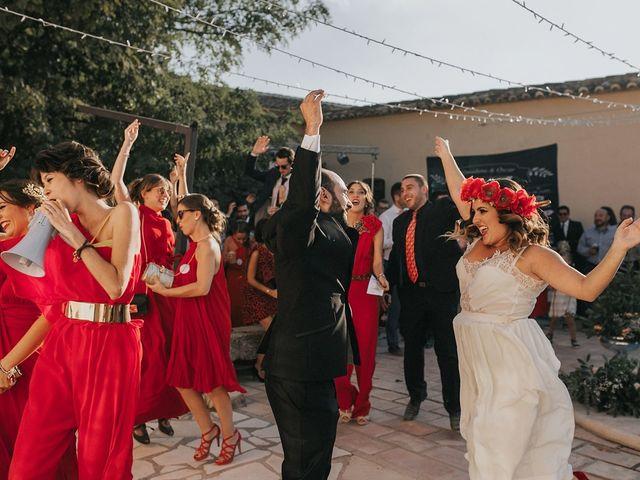 La boda de Óscar y Almudena en Madara, Alicante 115