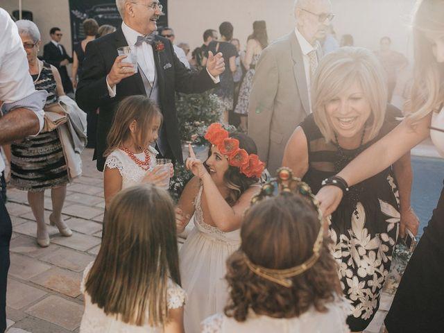 La boda de Óscar y Almudena en Madara, Alicante 116
