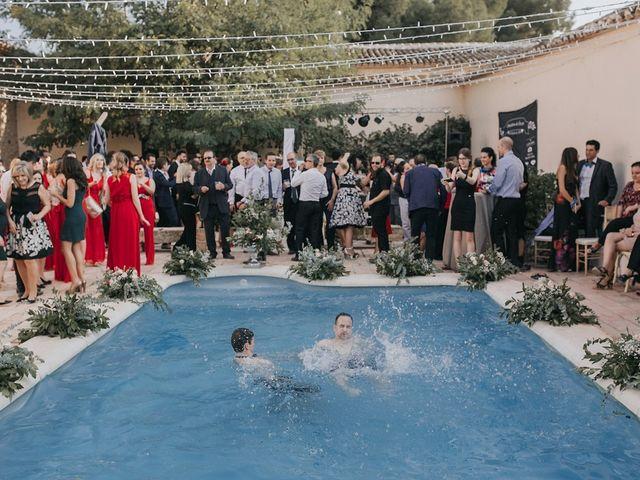 La boda de Óscar y Almudena en Madara, Alicante 117