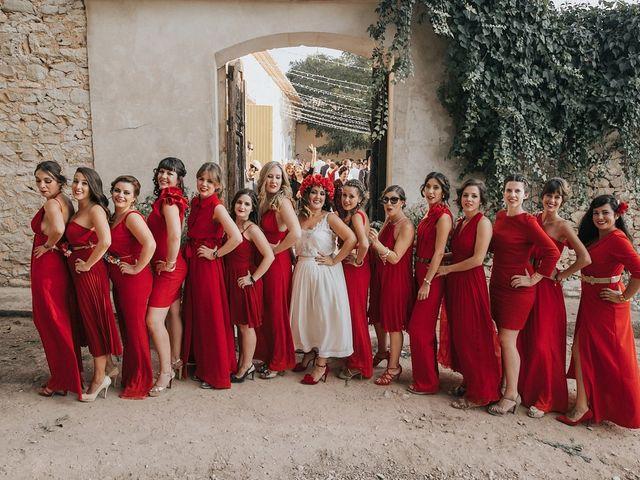 La boda de Óscar y Almudena en Madara, Alicante 118