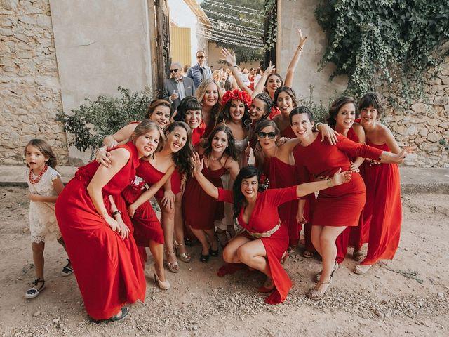 La boda de Óscar y Almudena en Madara, Alicante 119