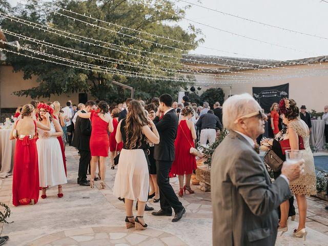 La boda de Óscar y Almudena en Madara, Alicante 122