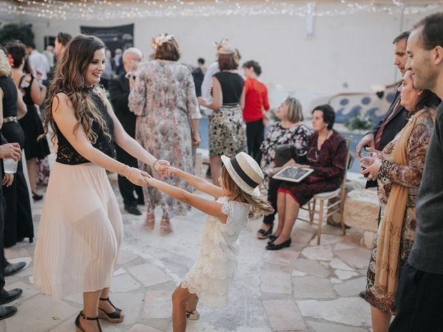 La boda de Óscar y Almudena en Madara, Alicante 125