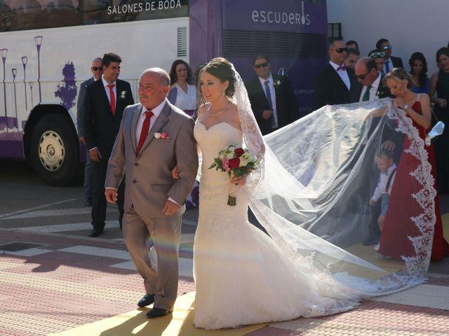 La boda de Nacho y Vanesa en El Villar, Ciudad Real 1