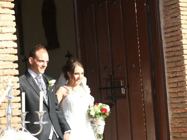 La boda de Nacho y Vanesa en El Villar, Ciudad Real 2