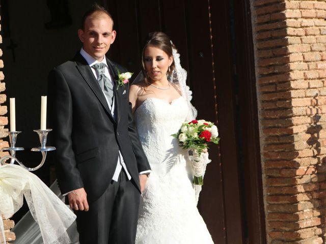 La boda de Nacho y Vanesa en El Villar, Ciudad Real 6