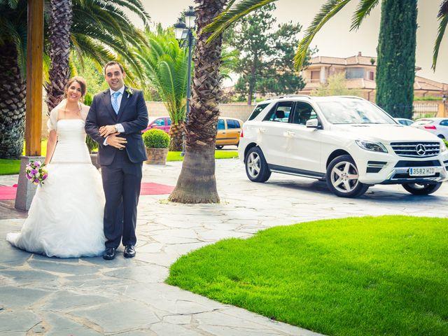 La boda de Valentin y Diana en Cubas De La Sagra, Madrid 73