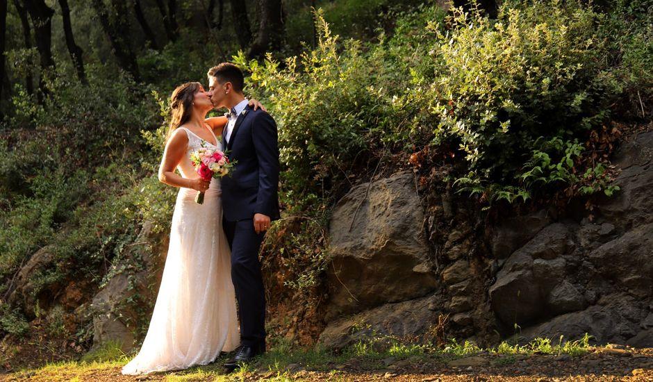 La boda de Arnau y Judit en Sant Iscle De Colltort, Girona