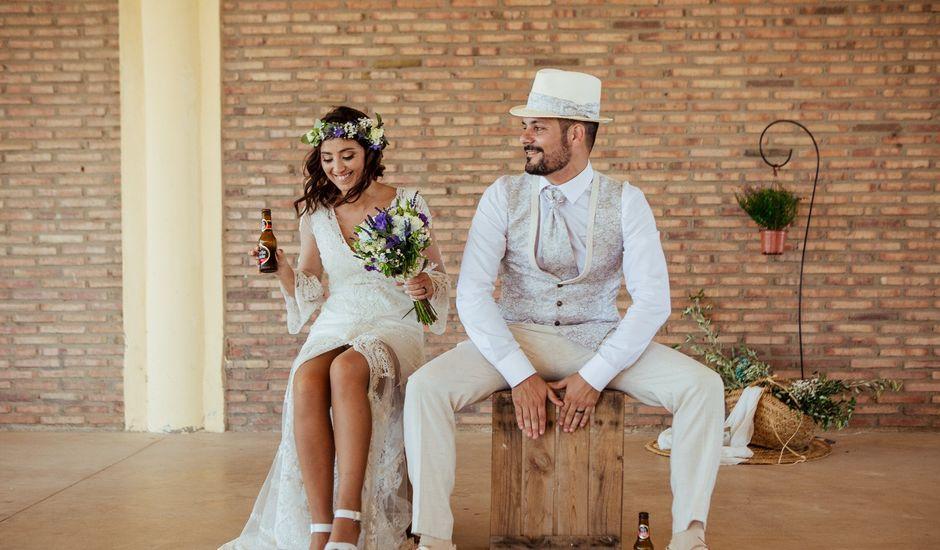 La boda de Javier y Vanessa en El Saler, Valencia