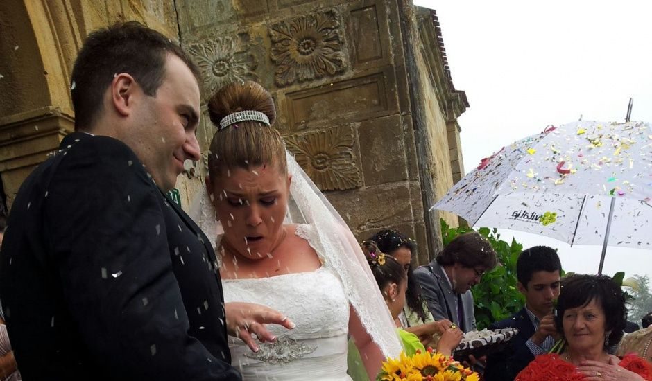 La boda de María y Julián en Lierganes, Cantabria