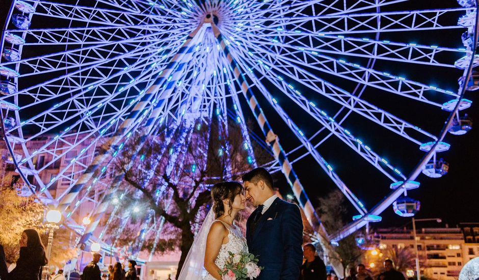 La boda de Carlos  y Paula en Donostia-San Sebastián, Guipúzcoa