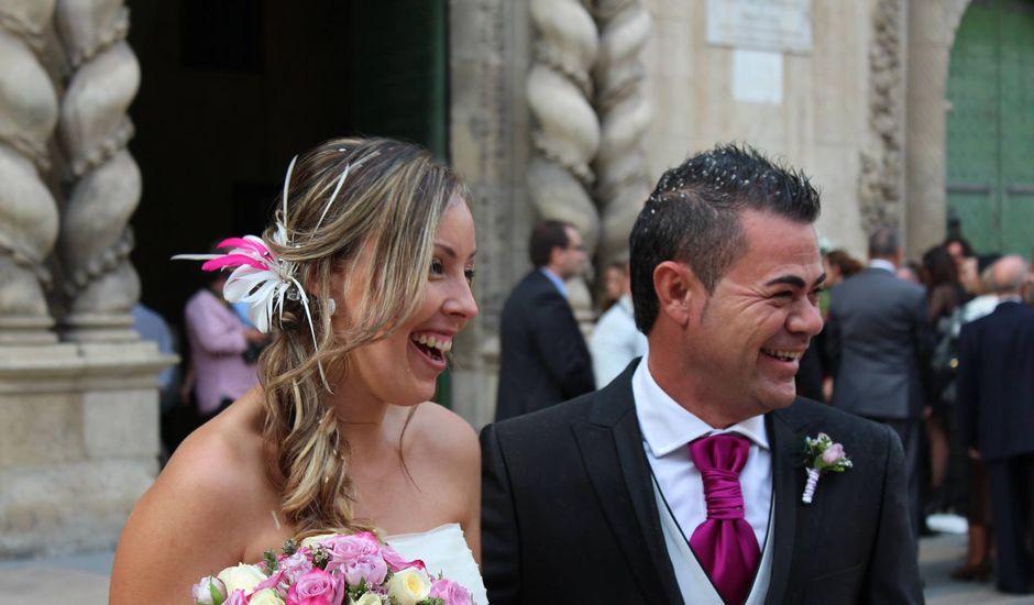 La boda de Vanesa y Juan Ramón en Alacant/alicante, Alicante