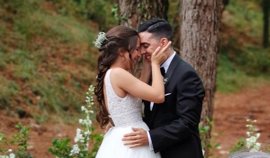 La boda de Blanca y Fede en Navas, Barcelona
