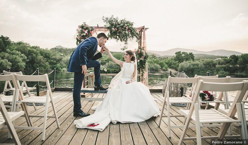 La boda de Fran y Noelia en Guadarrama, Madrid