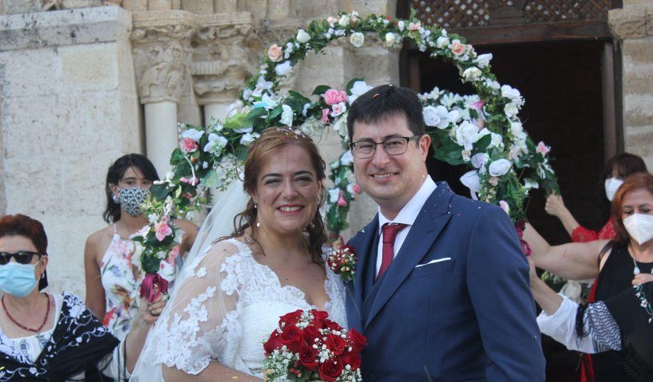 La boda de David y Virginia en Arroyo De La Encomienda, Valladolid