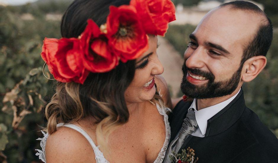 La boda de Óscar y Almudena en Madara, Alicante