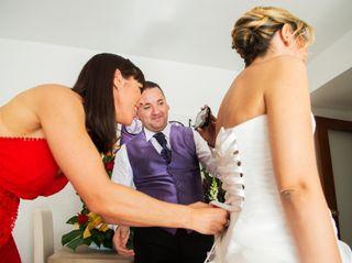 La boda de Alba y David 2