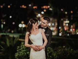 La boda de Vanesa y Elías