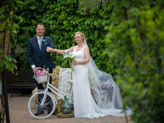 La boda de Yana y Ilia 2