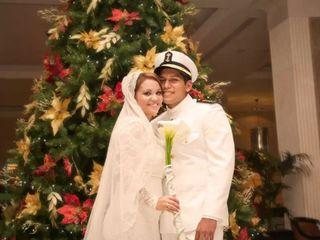 La boda de Kevin Gil y Carla Osorio 2