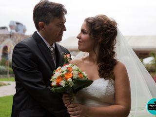 La boda de Lidia y Miguel